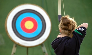 On Targett Events Ltd: Archery, Air Rifle Shooting, and Axe Throwing for One or Two People with On Target Events (Up to 68% Off)