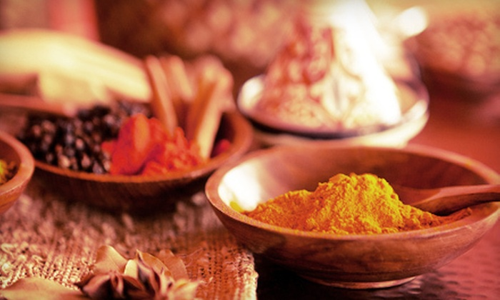 Tava Indian Kitchen - Stanford University: Indian Food at Tava Indian Kitchen (Half Off). Two Options Available.