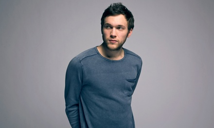 Phillip Phillips at Bon Secours Wellness Arena on Wednesday, November 5, at 7:30 p.m. (Up to 48% Off)