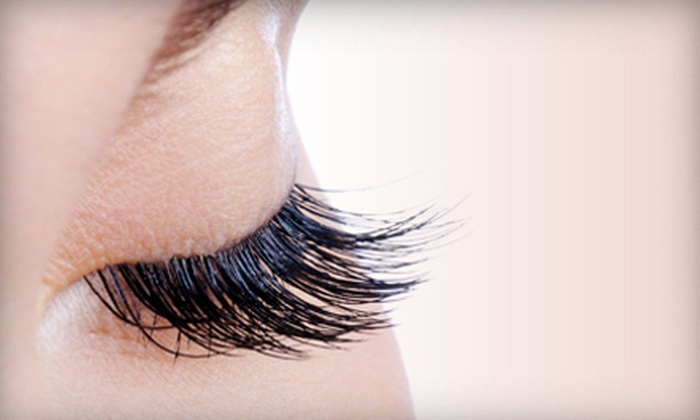 Trevi Nails - Multiple Locations: $45 for Eyelash Extensions at Trevi Nails ($99 Value)