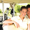 Up to 54% Off Golf and Beer