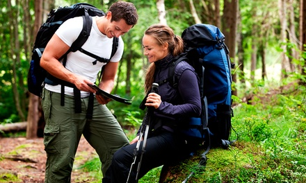 $493 for a Three-Day Educational Backpacking Trip in the North Cascades from KAF Adventures ($823.20 Value)