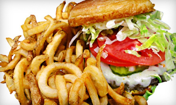 Tyler Navarre's Bar and Grill - Sand Ridge: Pub Fare at Tyler Navarre's Bar and Grill in Pelham (Up to 53% Off)