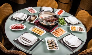 Lao Sze Chuan: Unlimited Hot Pot for Two or $15 for $25 Worth of Chinese Food at Lao Sze Chuan (40% Off)