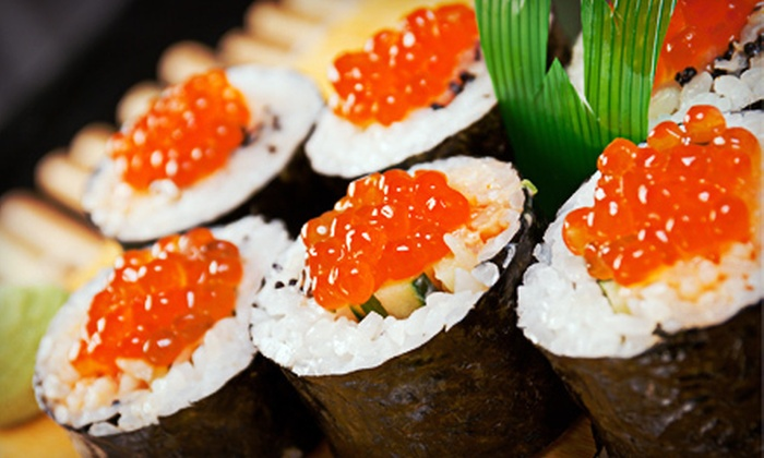 Hana Kimi - Hunters Creek: Sushi and Asian Dinner for Two or Four at Hana Kimi (Half Off)
