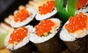 China Brother - Hunters Creek: Sushi and Asian Dinner for Two or Four at Hana Kimi (Half Off)