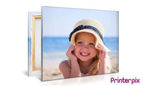 Fotolienzo de paisaje personalizable de varios tamaños desde 1,99 € con Printer Pix