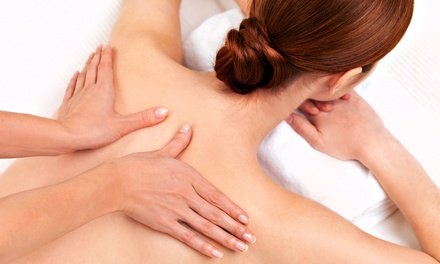 One 60-Minute Massage at Too Good To Be True Massages (51% Off)