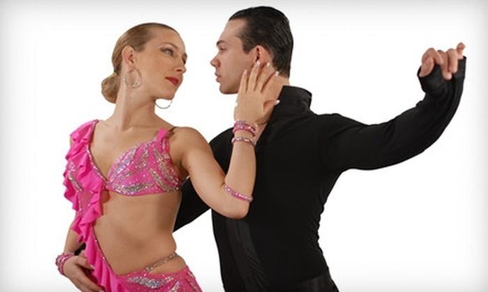 Joy of Motion Dance Center - Multiple Locations: $56 for Seven Social Dance Classes at Joy of Motion Dance Center ($112 Value)