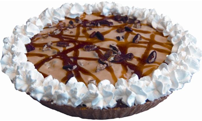 Marble Slab Creamery - Multiple Locations: Five Medium Cones, Ice-Cream Pies, or Half-Litres of Ice Cream or Frozen Yogurt at Marble Slab Creamery (Up to 52% Off)