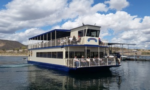 Lake Pleasant Cruises: Boat Cruise for Two or Four from Lake Pleasant Cruises (Up to 43% Off)