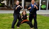 Empty Hand Combat - Nampa: One Month of Unlimited Kung Fu or Muay Thai Classes at Empty Hand Combat (Up to 53% Off)