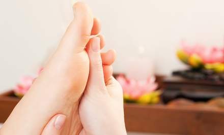 One or Two Ionic Foot-Detox Sessions with 30-Minute Foot Massages at Visible Changes The Salon & Spa (Up to 51% Off)