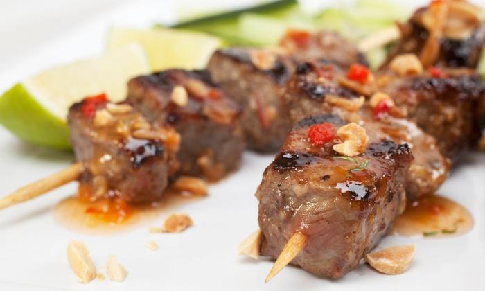 Suzani Restaurant - Suzani Restaurant: Uzbek & European Cuisine for Two or Four at Suzani Restaurant (38% Off)
