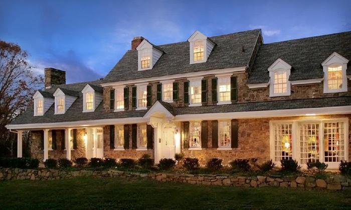Chimney Hill Estate & The Ol' Barn Inn - Lambertville, NJ: Two-Night Stay at Chimney Hill Estate & The Ol' Barn Inn in Lambertville, NJ