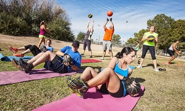 Finish Fit - Verdugo Park: Two or Four Weeks of Unlimited Fitness-Boot-Camp Sessions at Finish Fit Boot Camp (Up to 80% Off)