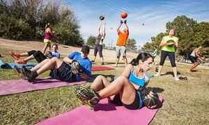 Finish Fit Boot Camp: Two or Four Weeks of Unlimited Fitness-Boot-Camp Sessions at Finish Fit Boot Camp (Up to 84% Off)