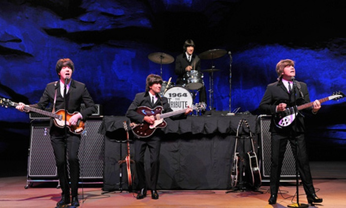 1964: The Tribute - Hudson Performance Hall: Beatles Tribute Concertat Hudson Performance Hall on Friday, September 20, at 8 p.m. (Up to 57% Off)