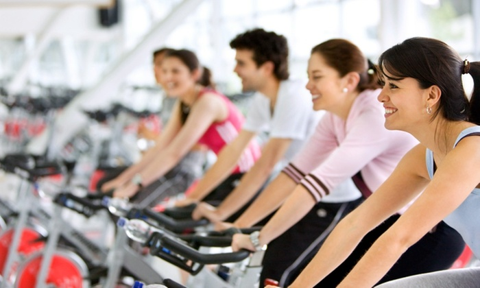 Woodstock Fitness & Racquet Club - Woodstock: Three-Month Gym Membership or 12 Fitness Classes at Woodstock Fitness & Racquet Club (Up to 58% Off)
