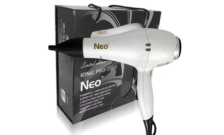 Neo Ionic Pro 2,000-Watt Professional Hair Dryer
