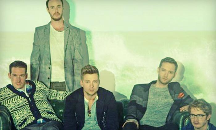 OneRepublic - Elmira: OneRepublic at Budweiser Summer Stage on August 8 at 7 p.m. (Up to 51% Off)