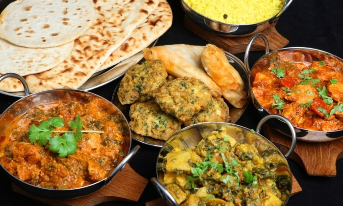 Tresor Du Kashmir - Paris: Menu prestige gastronomie indienne avec entrée, plat et dessert pour 2 ou 4 personnes dès 59,90 € au Trésor Du Kashmir