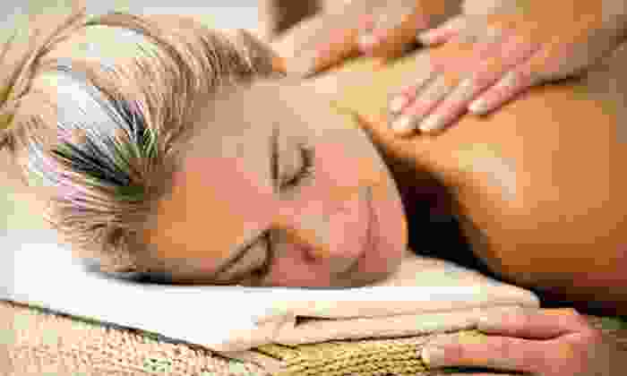 Spice Wellness - Spice Wellness: $69 for Massage and Sauna Session with a One-Month Whole-Body-Vibration Membership at Spice Wellness ($324 Value)