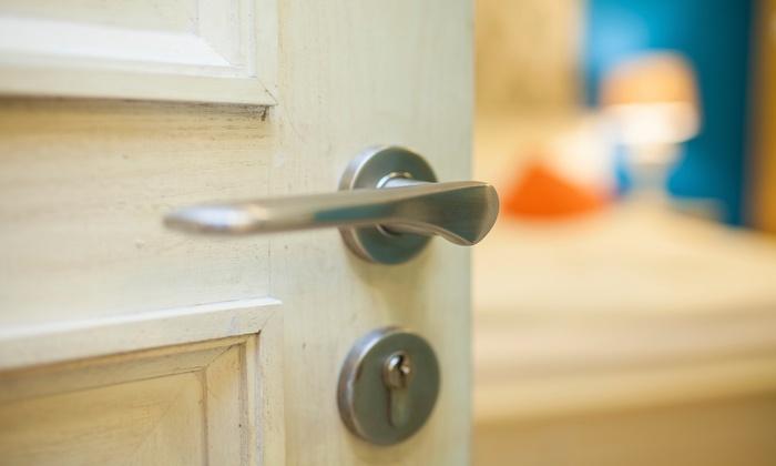 All Star Lock N Door Inc - Palm Beach: $8 for $15 Worth of Locksmith Services — All Star Lock N Door Inc