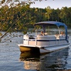 Up to 51% Off Pontoon Boat Rental in Dubuque
