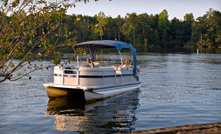 Half-Day 21-Foot Boat Rental (a $275 value) - Dubuque American Lady Yacht Cruises in Dubuque