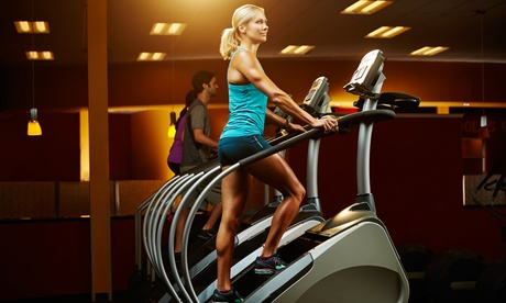 $20.50 for a One-Month Gym Membership and One Personal-Training Session at Gold's Gym ($164 Value)