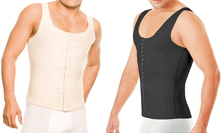 Men's High Compression Vest & Toning Body Shaper