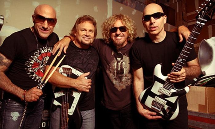 Chickenfoot - Downtown: $27 for Chickenfoot Concert at Bayou Music Center on May 29 at 7:30 p.m. (Up to $53.04 Value)