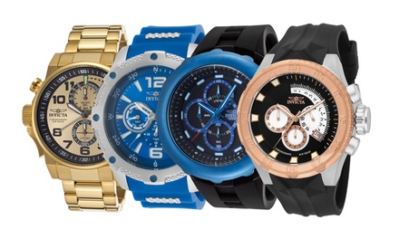 #4 Invicta I-Force Men's Watch Collection