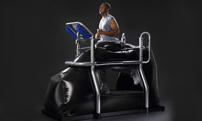 Performance Health - Pearl River: 5 or 10 30-Minute Therapeutic AlterG-Treadmill Sessions at The Performance Health and Wellness Center (Up to 93% Off)