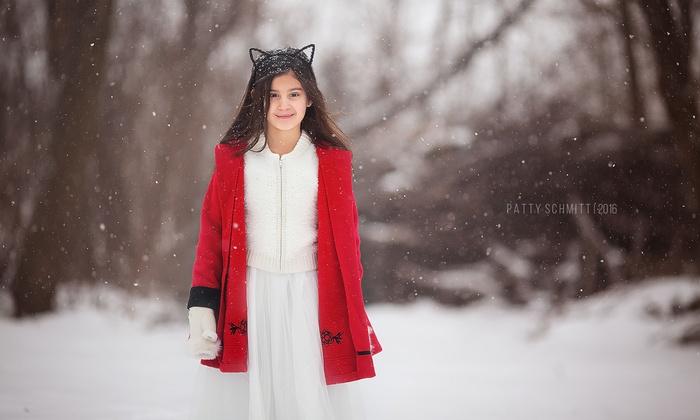 Patty Schmitt Photography - Wayzata: 30-Minute Outdoor Photo Shoot with Digital Images from Patty Schmitt Photography (80% Off)
