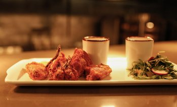 Up to 43% Off Modern Indian Cuisine at Lotus Bar and Grill