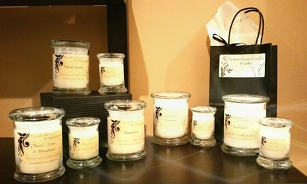 $33 for $60 Worth of Home Accessories — Memory Sense Candles and Gifts