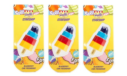 Walls Ice Lolly Air Fresheners