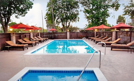 1-Night Stay for Two with $15 Dining Credit at Hummingbird Inn in Ojai, CA. Combine Up to 2 Nights.