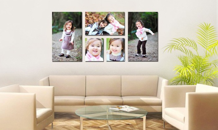 Printstagram: Fully Personalised Canvas Prints From R49 (Up To 73% Off)