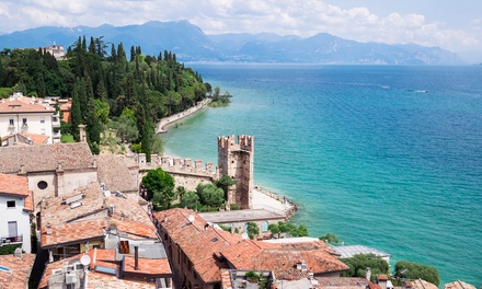 ✈ Lake Garda: 2 to 4 Nights with Breakfast and Return Flights at Choice of Hotels*