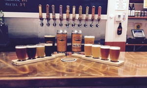 The Phoenix Ale Brewery: $18 for Beer Tasting Flight, Plus Souvenir Crowler Cans and Two Pints for Two at The Phoenix Ale Brewery ($38 Value)