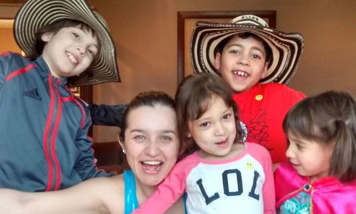 Zumba Kids - Albright: Five Zumba Classes at Zumba Kids (60% Off)