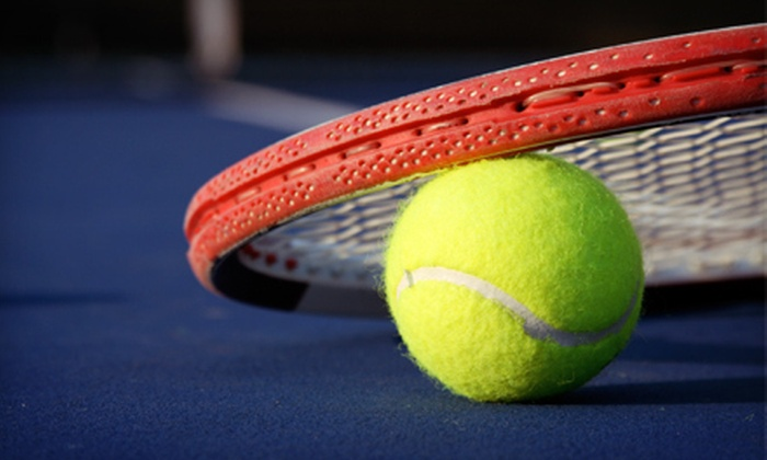 Universal Tennis Academy - Multiple Locations: 60-Minute Tennis Lesson