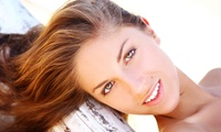 Haircut, Condition, and Style with Optional Partial or Full Highlights at Inoui Salon (Up to 54% Off)