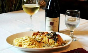 Dona Mercedes: Upscale Italian Food for Two or Four or Take-Out at Dona Mercedes (Up to 48% Off)