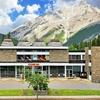 Banff Inn Set amid Canadian Rockies
