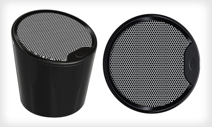 Hype Slice Mini Bluetooth Speaker: $24 for a Hype Slice Mini Bluetooth Speaker ($59.99 List Price). Free Shipping and Free Returns.