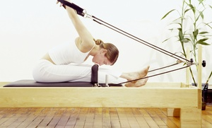 Body And Mind Studio: Three Introductory Pilates Equipment Classes from Body and Mind Studio (65% Off)